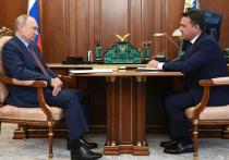 Владимир Путин предложил начать встречу с обсуждения социальных вопросов