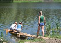 В докладе института говорился, что в этом году на нижней Волге уровень воды в створе Астрахани упал более чем на 60 сантиметров