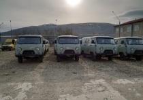 Медицинский автопарк Колымы пополнится десятками новых «буханок»