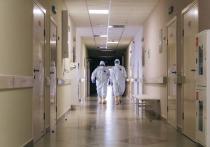 Минздрав: в рязанских больницах находятся 837 пациентов с COVID-19