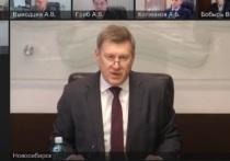 Мэр отругал главного по дорогам за отпуск в разгар дорожного ремонта в Новосибирске