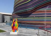 На ЭКСПО-2020 в Дубае выставили огромную уральскую матрешку
