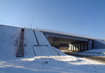 В Читинском районе завершен капитальный ремонт путепровода на 12-ом километре трассы Чита – Забайкальск – граница с КНР