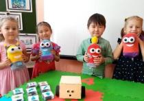 В Абакане воспитанники детсада Калинка изучают программирование