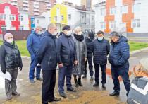 Какие недочеты выявлены при строительстве онкодиспансера, центра ядерной медицины и детского сада