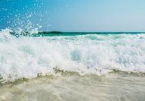 В акватории Сочи морская вода остыла раньше обычного
