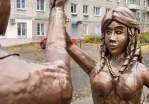 В России появился новый тренд — пугать жителей жутковатыми памятниками