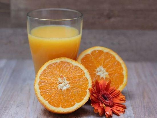 Воспалительные процессы в организме лучше всего снимет натуральный апельсиновый сок