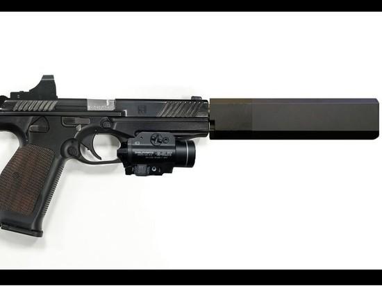 Принят на вооружение пистолет Лебедева