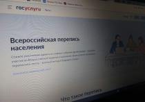 В Забайкалье 36 105 человек приняли участие во Всероссийской переписи населения, воспользовавшись возможностями портала Госуслуг