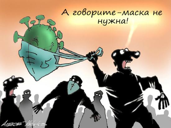 Оренбургская область – в пятерке худших по эпидемиологической обстановке в ПФО