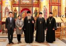 Генконсул Японии в Хабаровске посетила духовную семинарию