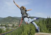 Тридцатитрехлетняя карагандинка прыгнула с «тарзанки»
