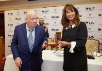 Владимир Штернфельд получил престижную награду за работу на благо еврейской общины