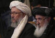 20 октября в Москву на переговоры прибыли талибы