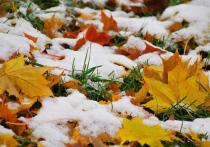 В Костроме пошел снег и закрылась навигация