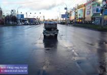 За сутки в Иванове произошло одно ДТП с пострадавшим