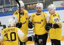 Букмекерская компания «Фонбет» на ближайшие четыре года стала официальным партнером прославленного череповецкого хоккейного клуба «Северсталь»