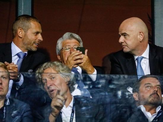 Глобальный раскол: УЕФА и ФИФА сошлись в смертельной схватке из-за ЧМ