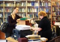 По статистике, только 7 процентов населения страны пользуются сейчас услугами библиотек
