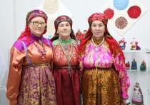 Народы собрались в «хоровод»: праздник национальных культур проходит в селе Мужи
