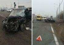 В Хакасии слетевший с дороги в дерево водитель впал в кому
