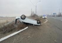 В Хакасии водитель спешил на работу, а попал в больницу