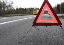 НаРяжском шоссе в Рязани произошло серьезное ДТП с Lada Vesta