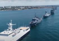 Японцы призвали власти расстреливать российские корабли в Тихом океане