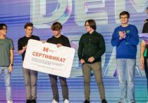 Демо-день акселерационных программ по развитию предпринимательских талантов для школьников - SberZ и для студентов и аспирантов -SberStudent прошел в Москве в среду, 20 октября