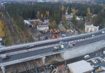 Дорожники готовят к запуску движения новый путепровод во Всеволожске