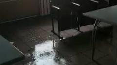 В Москве затопило «Матросскую тишину»: кадры из СИЗО