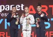 В спортивной гимнастике что ни турнир, так обновление каких-либо рекордов. На Олимпиаде в Токио наши спортсмены и спортсменки впервые за долгие годы выиграли командное многоборье. Подтвердить силу спортивной гимнастики России было необходимо на чемпионате мира, что с успехом и сделала Ангелина Мельникова.