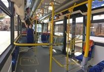 Внутри саратовского троллейбуса оборудуют планетарий