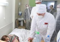 Президент Белоруссии Александр Лукашенко заявил, что коронавирус может лечить онкологию