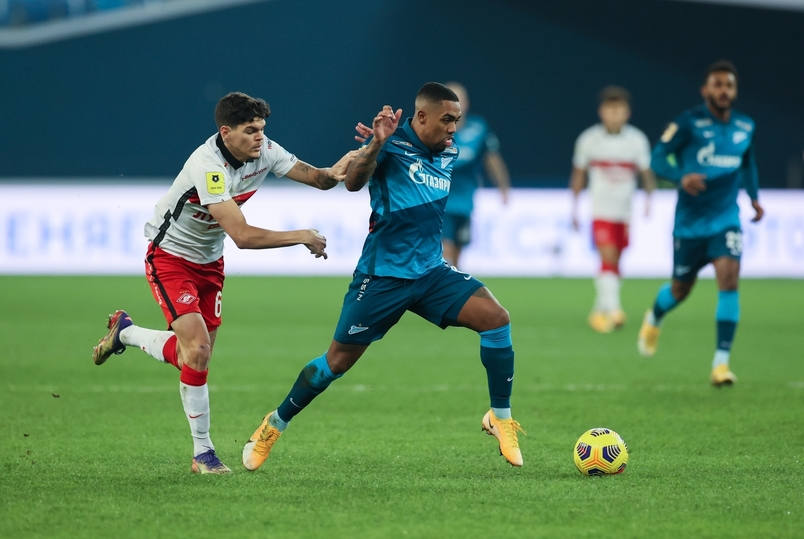 Главным матчем 12-го тура РПЛ станет Winline Derby «Зенита» и «Спартака»