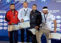Борцы из Бурятии стали победителями и призерами Чемпионата мира