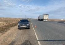 В Волгоградской области в ДТП на трассе пострадал 14-летний школьник