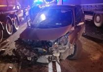 В массовой аварии в Рязани пострадали 5 человек, в том числе и ребенок