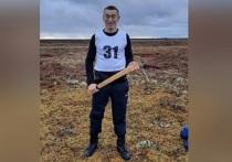 В ЯНАО новый рекорд в дальности метании топора установил спортсмен из Салехарда