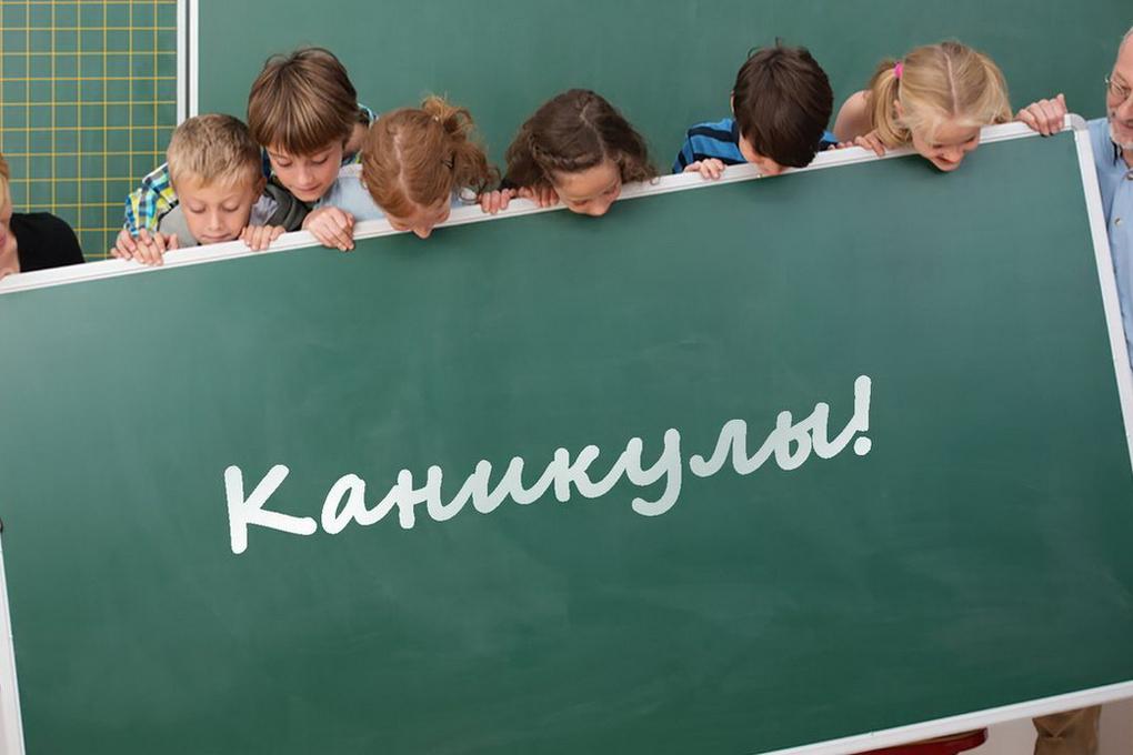 Во время длинных ковид-каникул школьники будут отдыхать, а чиновники — дежурить