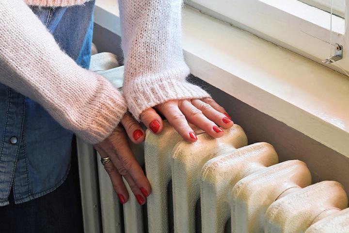 В квартирах костромичей на улице Маршала Новикова сегодня похолодает