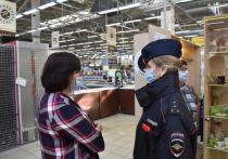 По распоряжению губернатора в Костроме усилен контроль за соблюдением масочного режима