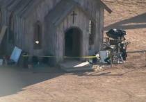 Трагический инцидент произошёл в американском Нью-Мексико на съёмках нового фильма «Ржавчина»