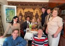 Флун Гумеров поздравил с юбилеем ветерана Великой Отечественной войны Анатолия Артемьева