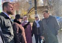 Сергей Деменков оценил благоустройство улиц Костромы в рамках программы народных инициатив