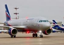 Авиакомпания «Аэрофлот» открывает продажу билетов на собственные рейсы из Санкт-Петербурга в Тобольск и обратно