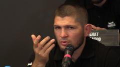 Хабиб объяснил, чем Джонсон опасен как соперник для Емельяненко: видео