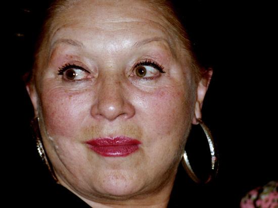 Не стало известной актрисы Театра имени Моссовета Татьяны Бестаевой