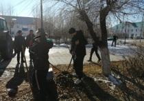 В забайкальском поселке Приаргунске подростки получили временную работу